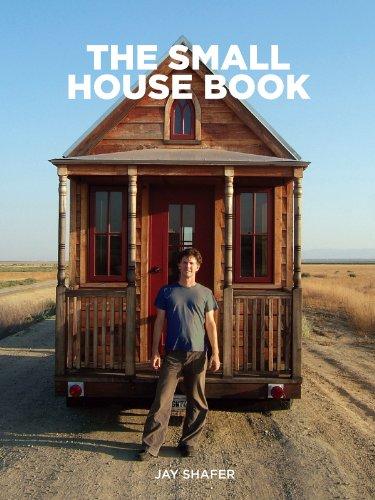 Couverture du livre de Jay Shafer, The small house book