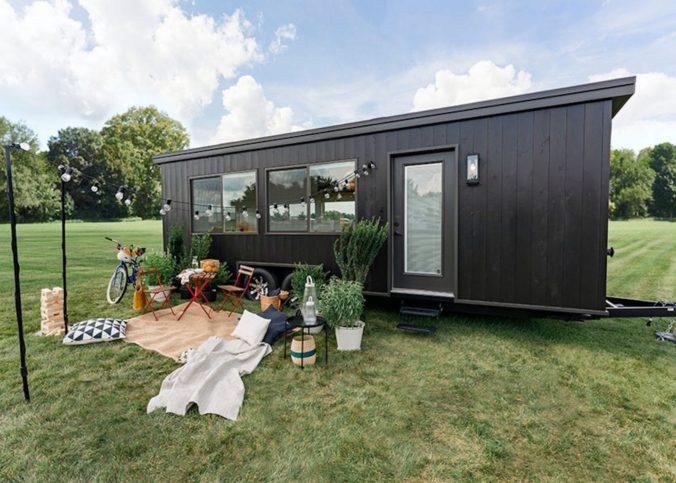 Ikea Tiny house