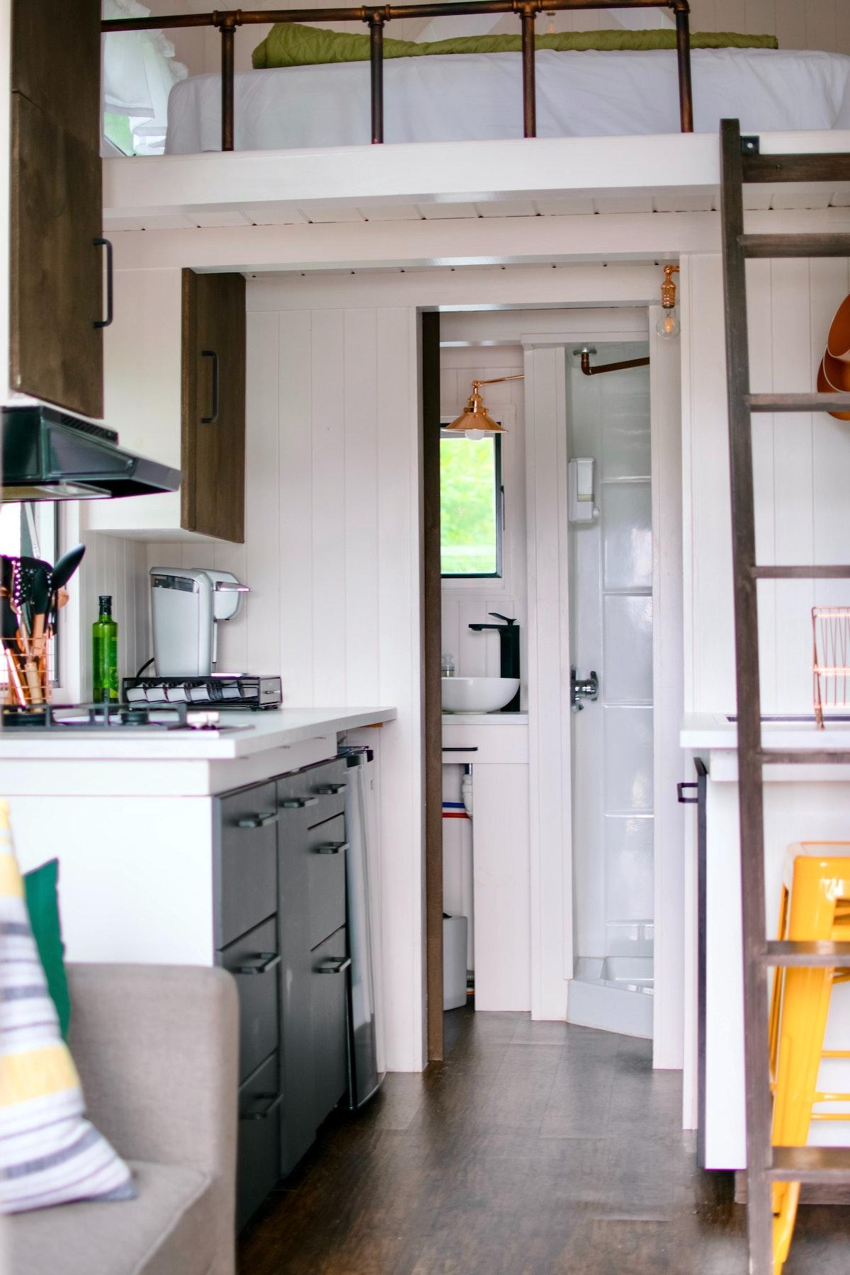 Idée déco tiny house